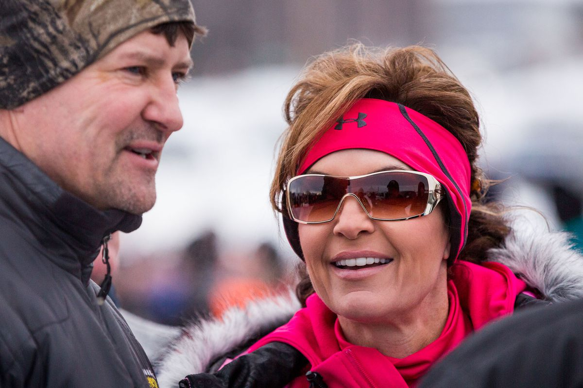 Palin breaks with mccain on gay marriage
