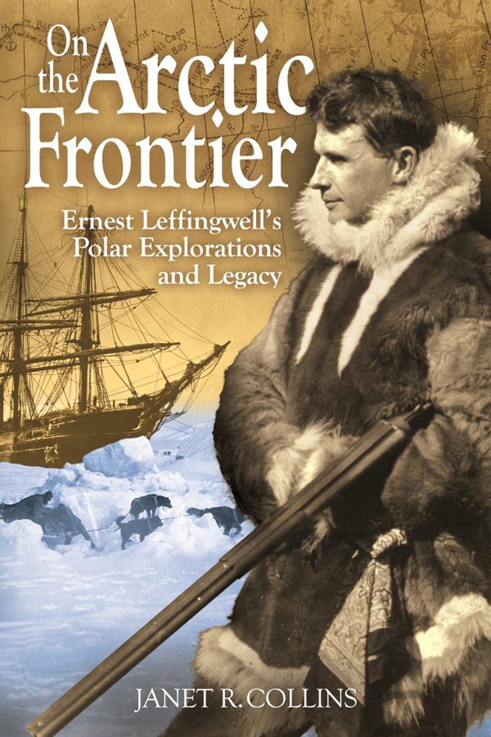 """On the Arctic Frontier"" (courtesy Washington State University press)"