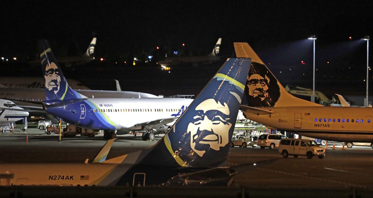 Authorities Investigate Theft And Crash Of Sea Tac Plane