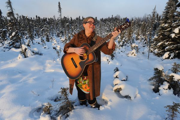 Indie / folk artist Laura Oden of Anchorage just released her second CD entitled