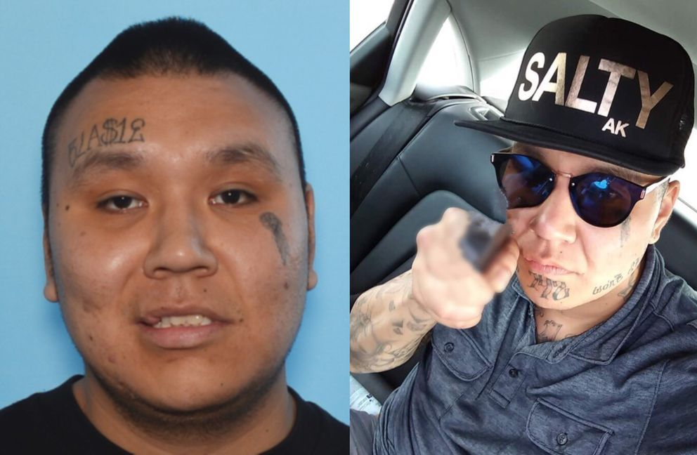 There is a felony warrant out for Tommie Snyder during Operation Summer Heat 2019. (Photos provided by APD)