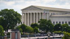 Unusually agreeable Supreme Court justices end term with sharp divisions and conservative wins