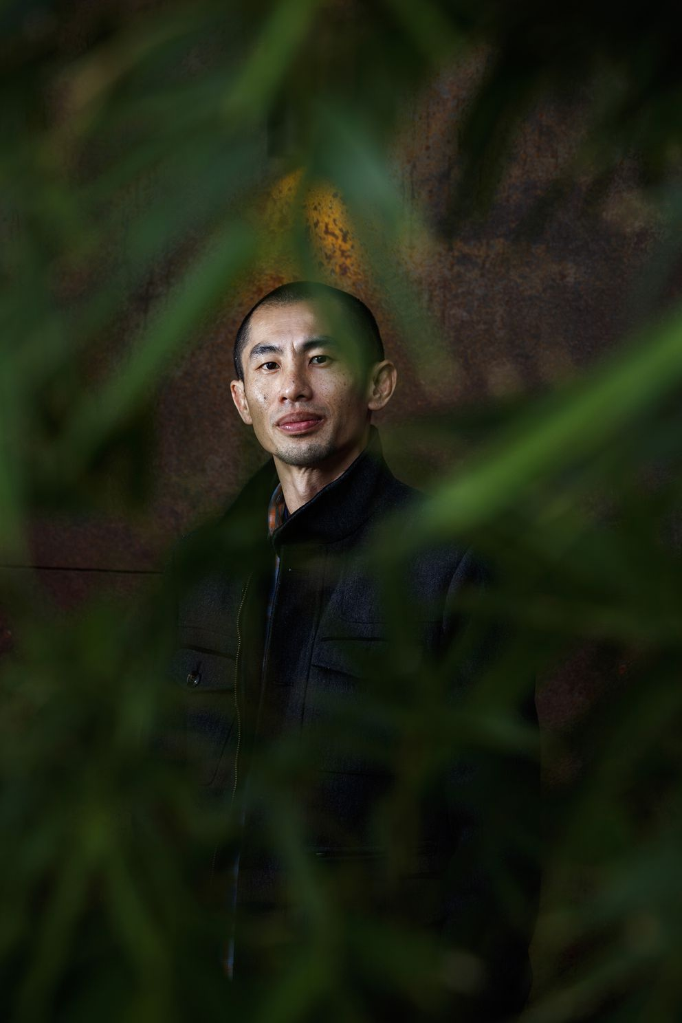 Seibo Shen, founder and CEO of VapeXhale. (Jay L. Clendenin/Los Angeles Times/TNS)