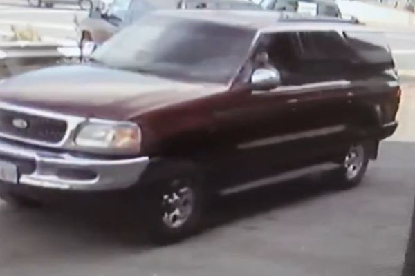 A,1998 Maroon Ford Expedition wanted by APD. (Anchorage Police Department)