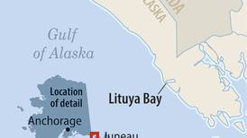 Body of man presumed dead found near helicopter crash site in Southeast Alaska, troopers say