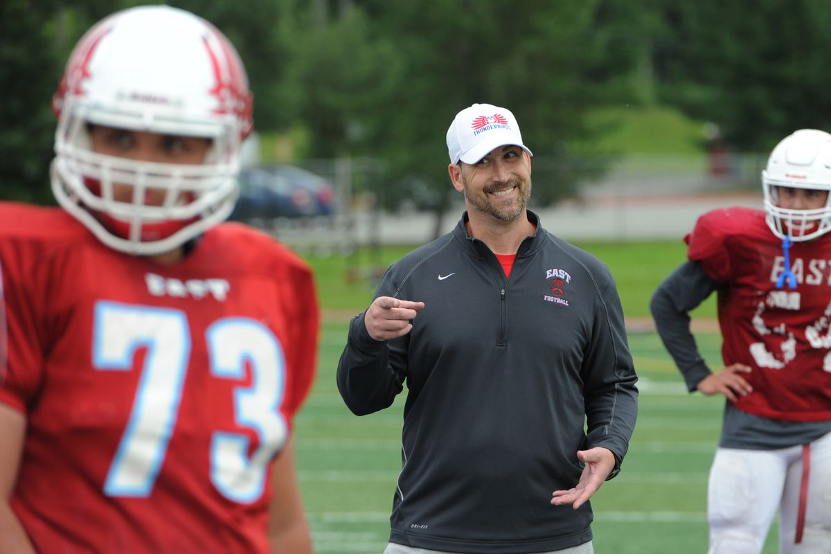 East Anchorage Football Team Wins 10 000 Grant And Gets