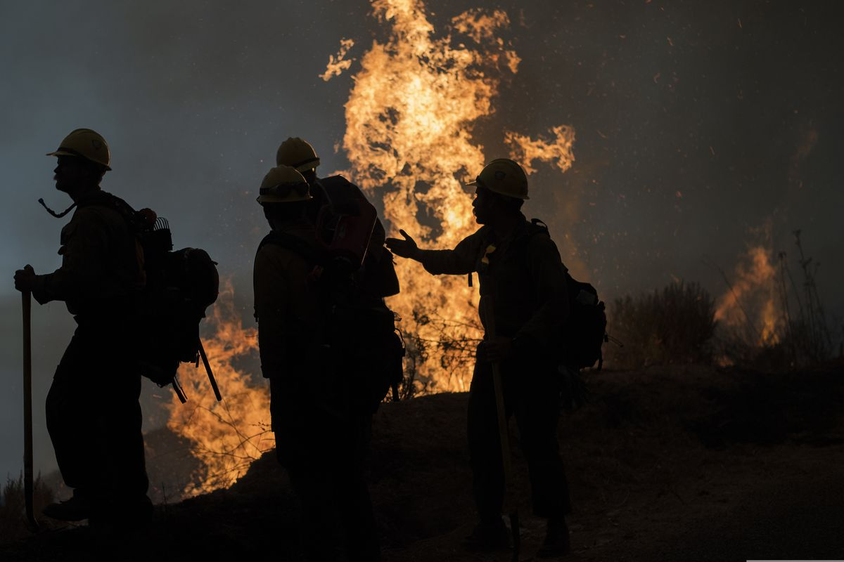 Cal Fire , California: Resources run thin for wildland firefighters in...