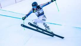 Anchorage skier Hunter Eid celebrates homecoming with gold, silver at Alyeska races