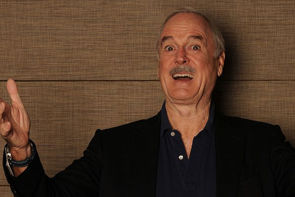 John Cleese will perform in Anchorage Thursday