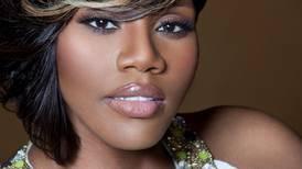 R&B singer Kelly Price performs at Dena'ina Center