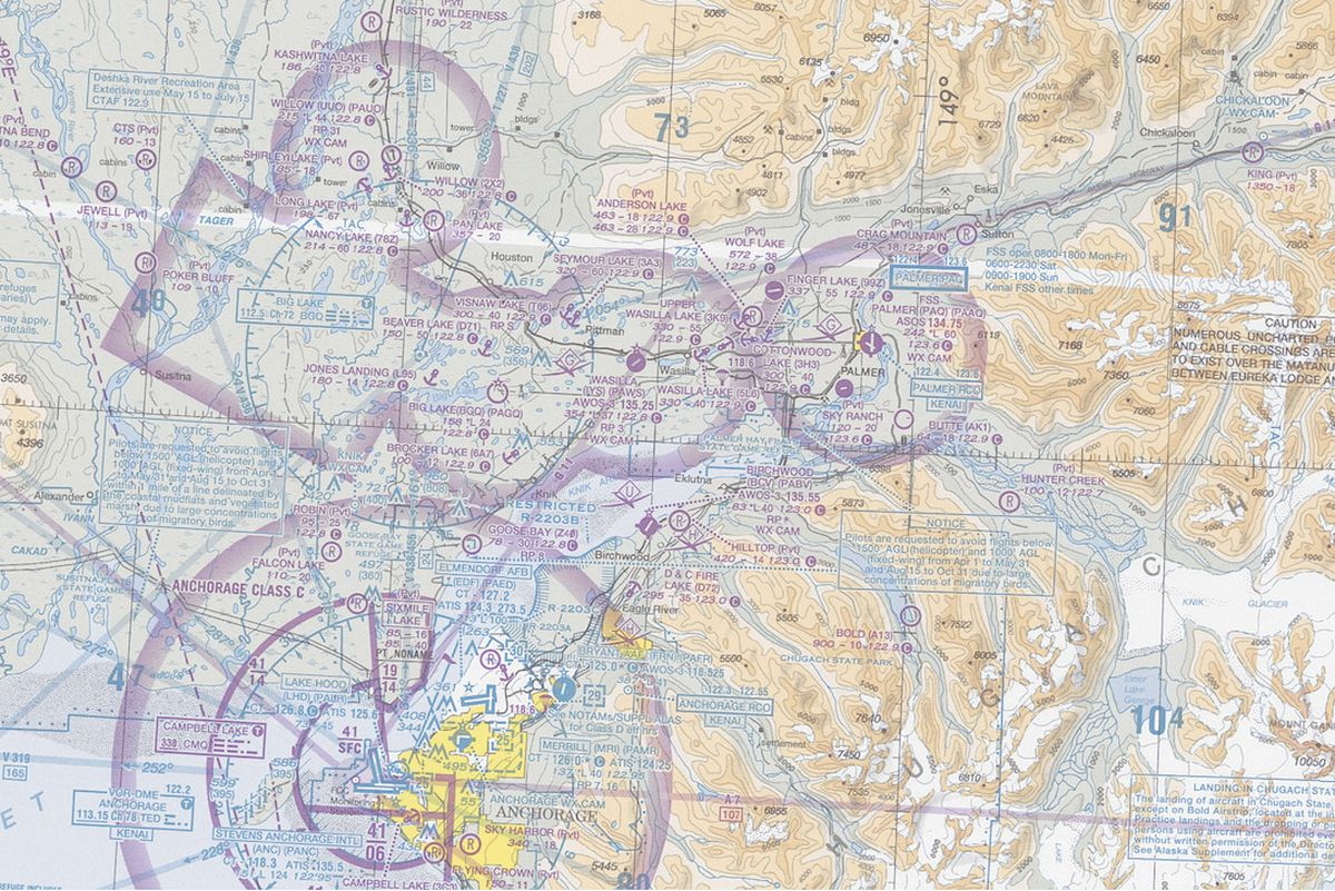 Changes likely on tap for Mat-Su airspace - Anchorage ...