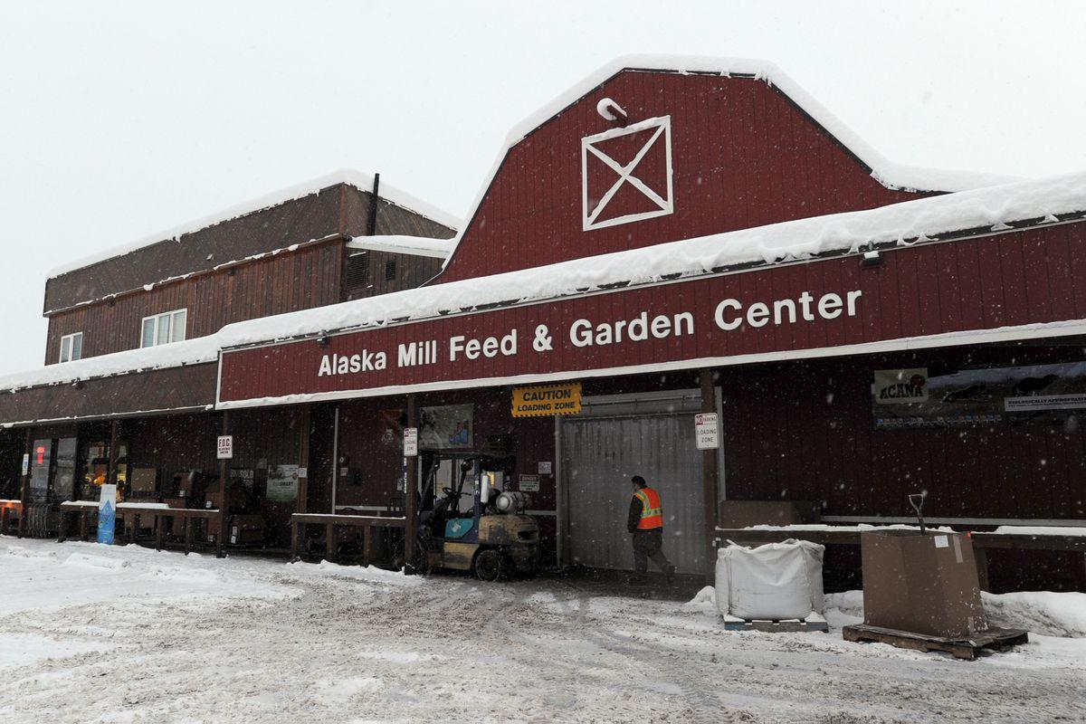 Alaska Mill Feed & Garden Center is now employee-owned. (Erik Hill / Alaska Dispatch News)