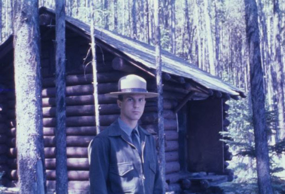 Bert Gildart was a 27-year-old patrol ranger in 1967 when two campers were killed in a pair of attacks by grizzly bears. (Courtesy of Bert Gildart)