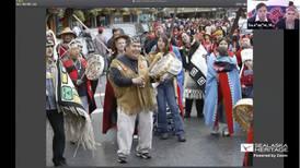 Sacred and safe during the pandemic: Alaska Tlingits hold online memorial for elder David Katzeek