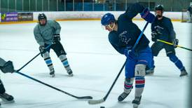 Anchorage Wolverines hockey team to hold 1st scrimmage game Saturday