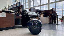 Need a bite at Seattle-Tacoma airport? A robot can deliver food to your gate.