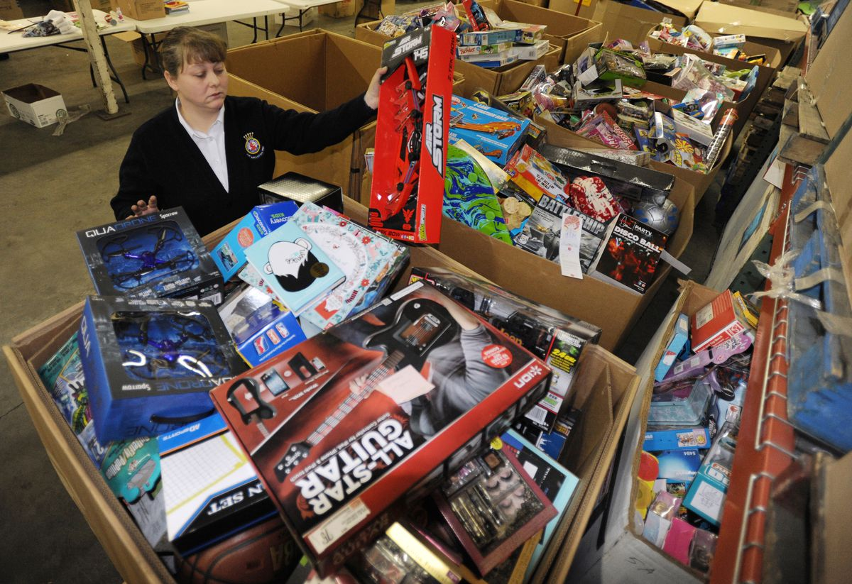 Boys Toys For Age 11 13 : Needed volunteers and gifts to help keep christmas