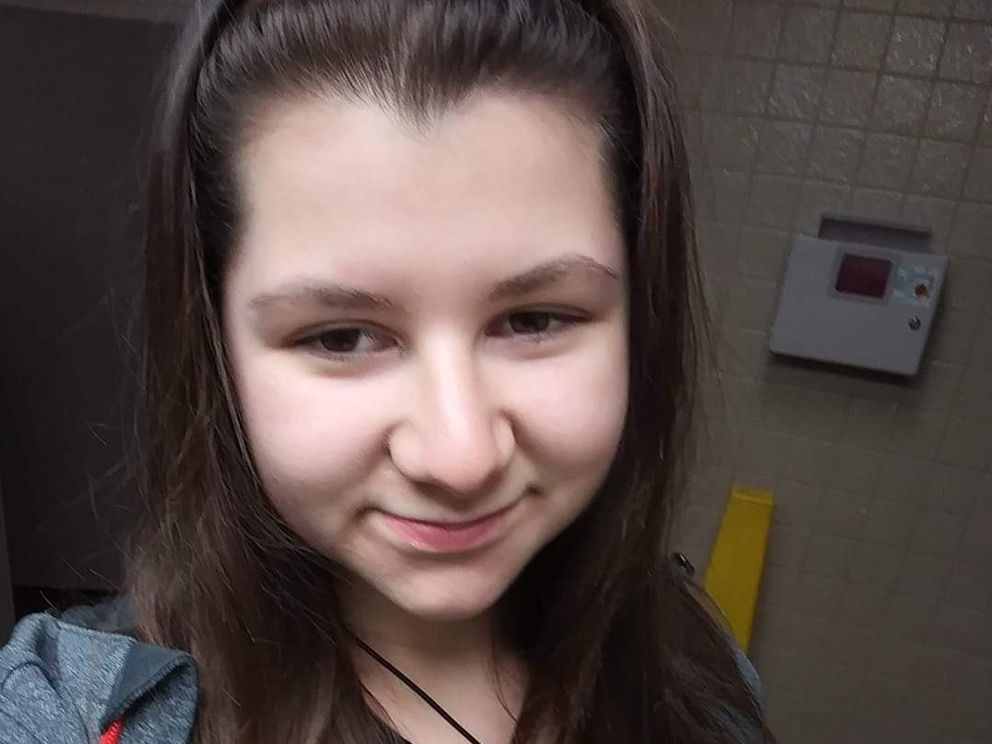 Cynthia Hoffman, 19, was killed Sunday, June 2, 2019, near the Thunderbird Falls trail in the Chugiak area. (Photo courtesy Hoffman family)