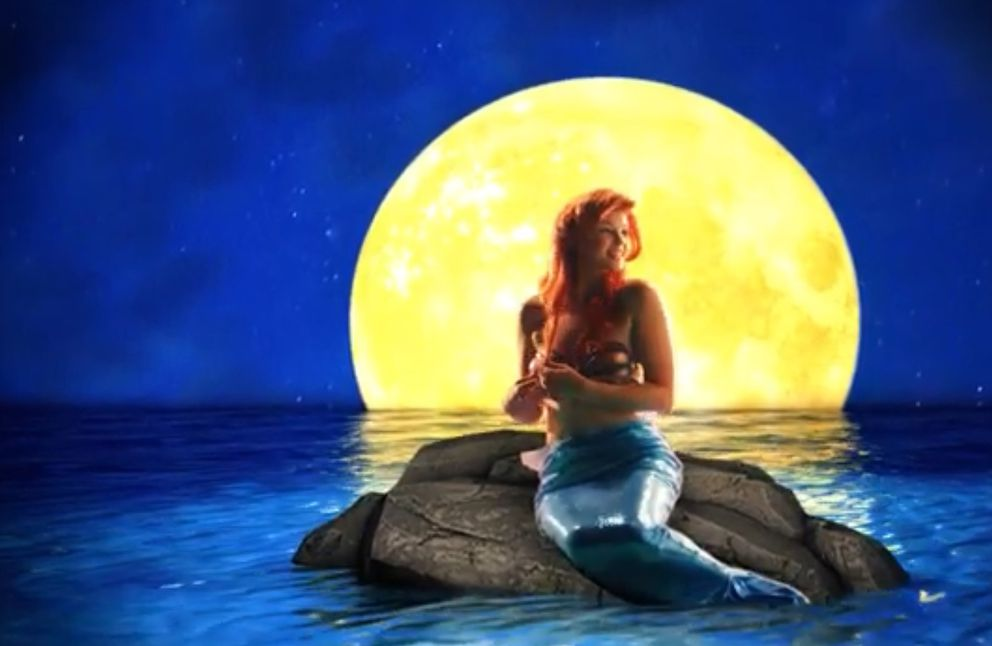 'The Little Mermaid ' is coming to the Alaska Center for the Performing Arts this October. (Photo via Anchorage Concert Association)