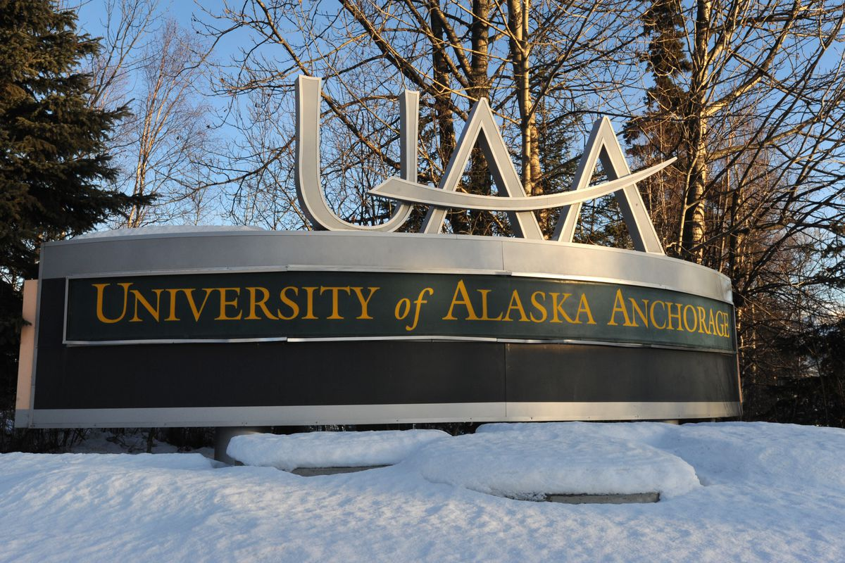 The UAA School of Education has lost accreditation for its initial licensure programs. The Council for the Accreditation of Education Preparation (CAEP) notified the university last Friday that its accreditation of these programs had not been renewed. Monday, Jan. 14, 2019. (Bill Roth/ ADN)
