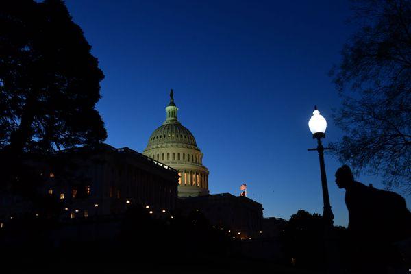 The U.S. Capitol the morning of Wednesday, Dec. 18, 2019. MUST CREDIT: Washington Post photo by Matt McClain