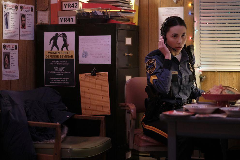 Marika Sila as Sergeant Yuka Mongoyak in