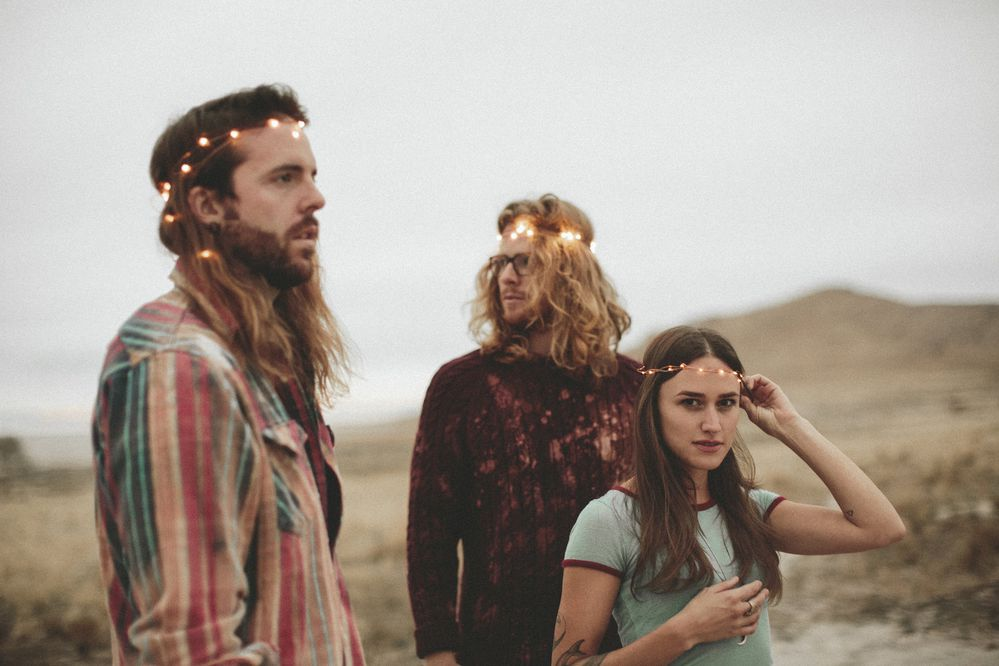 Ballroom Thieves will play in Anchorage Sept. 22, 2017. (Photo by Meg Bird)
