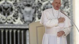 Pope requires reporting of sex abuse to church officials but not to police