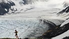 Photos: Backcountry marathoners race through the Chugach Mountains during 2021 Crow Pass Crossing