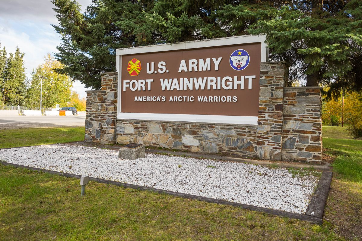 Unexploded aerial bomb detonated by Fort Wainwright soldiers