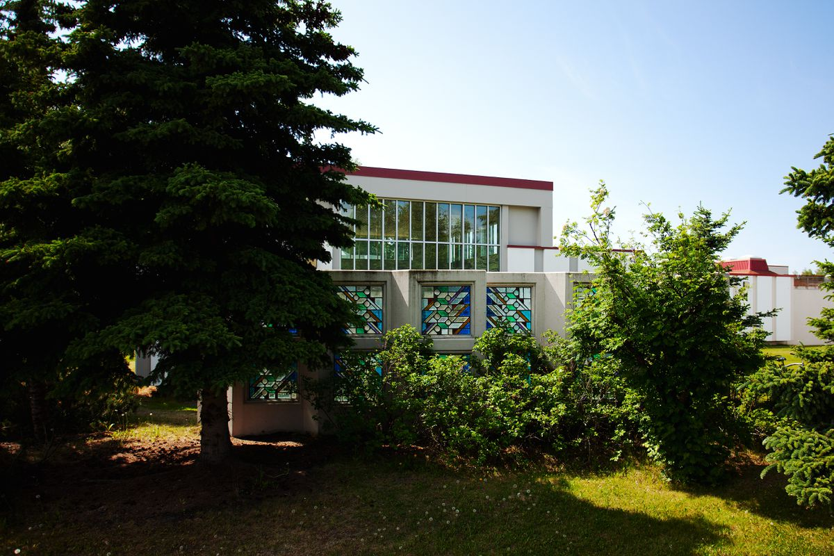 McLaughlin Youth Center (Alaska Division of Juvenile Justice photo)