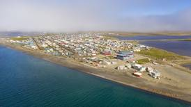 The North Slope has some of the lowest vaccination rates in Alaska. Now, it's seeing COVID-19 surge.