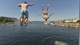 Pacific Northwest endures hottest day of a record-breaking heat wave; Canadian town hits 118