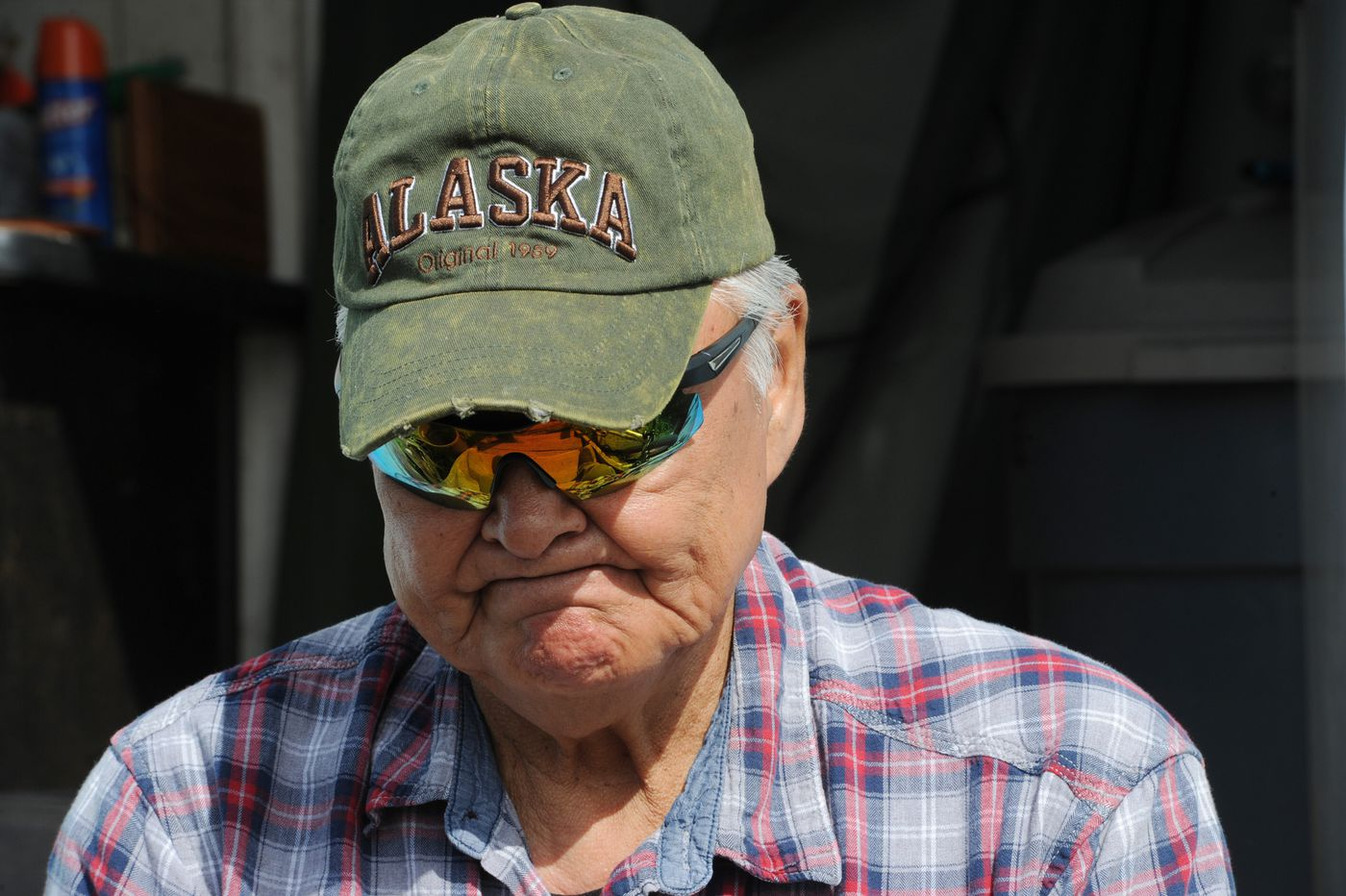Chuck Lockwood believes he knows who is responsible for her death and wants them held accountable. Lockwood is seeking justice for his granddaughter. Photographed on Thursday, June 27, 2019. (Bill Roth / ADN)