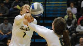 UAA volleyball wins home opener over Chico State in 4 twisting, turning sets
