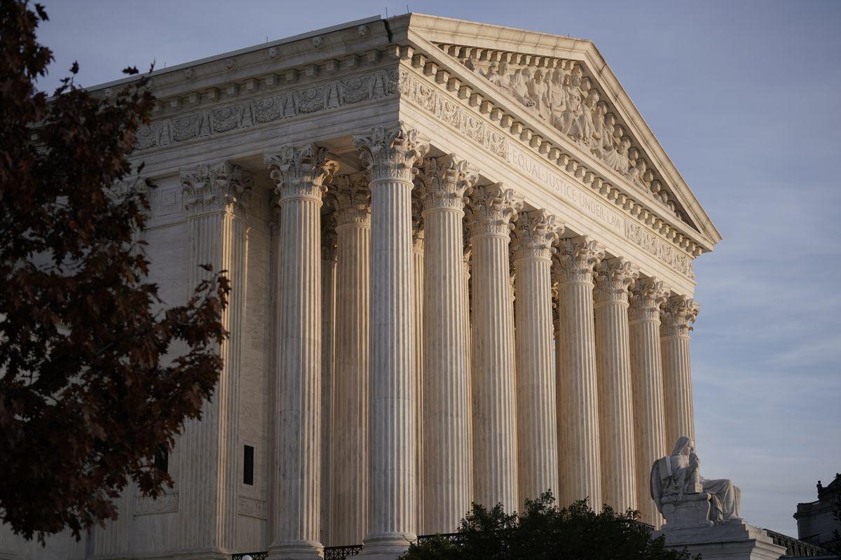 The Supreme Court in Washington. (AP Photo/J. Scott Applewhite, File)