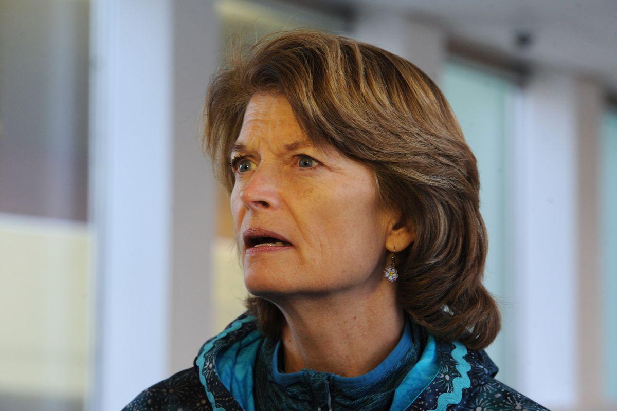 U.S. Sen. Lisa Murkowski. (Bill Roth /ADN archive 2016)