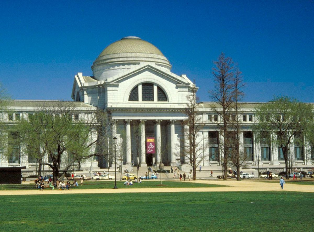 Smithsonian National Museum of Natural History (Smithsonian Institution photo)