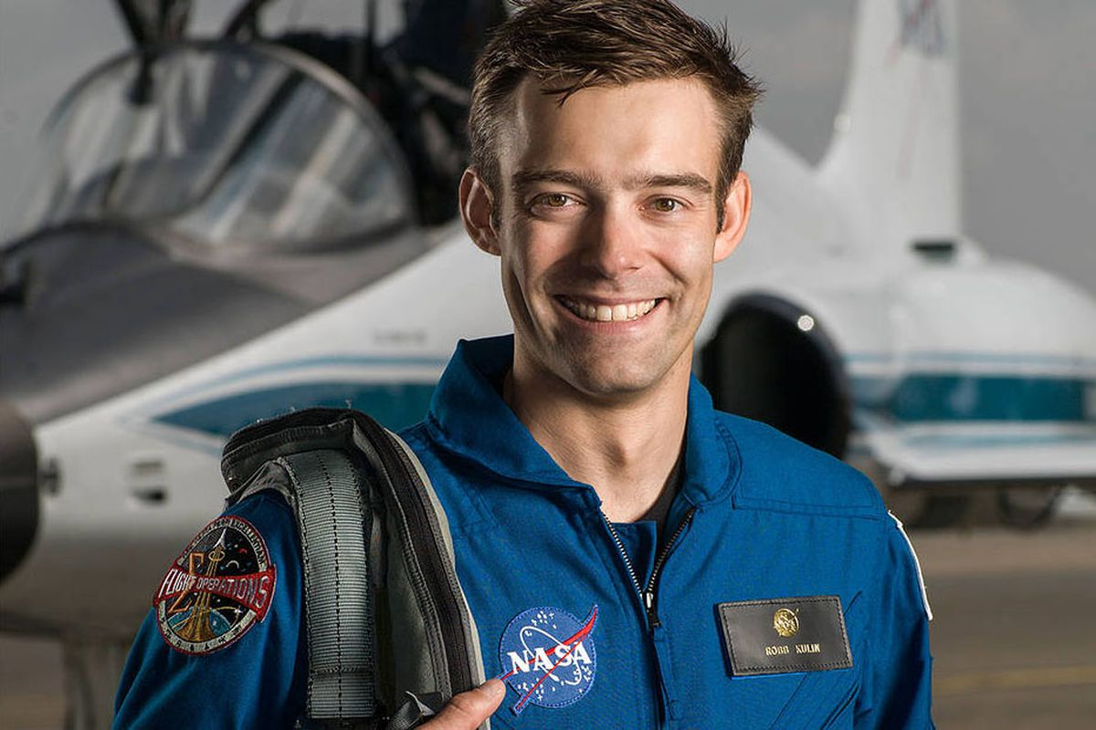 Robb Kulin of Anchorage was selected by NASA to be in the 2017 astronaut candidate class. (NASA)