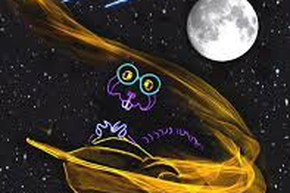 Alaska Junior Theater (AJT) presents Moon Mouse: A Space Odyssey performed by Lightwire Theater, from New Orleans, in the Atwood Concert Hall on Friday, March 22, 2019 at 7:30 PM.