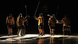 UAA hockey alum Matt Shasby makes his case to be the next head coach of the Seawolves
