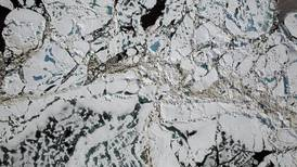 Cool, stormy summer weather preserves Arctic sea ice