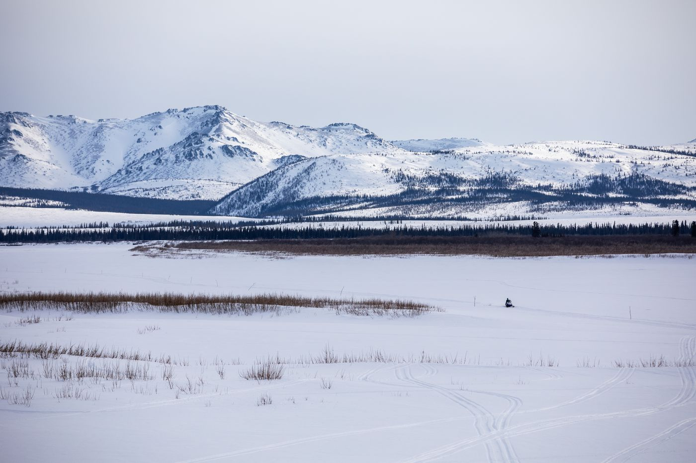 The Kobuk River near Kiana. (Loren Holmes / ADN)