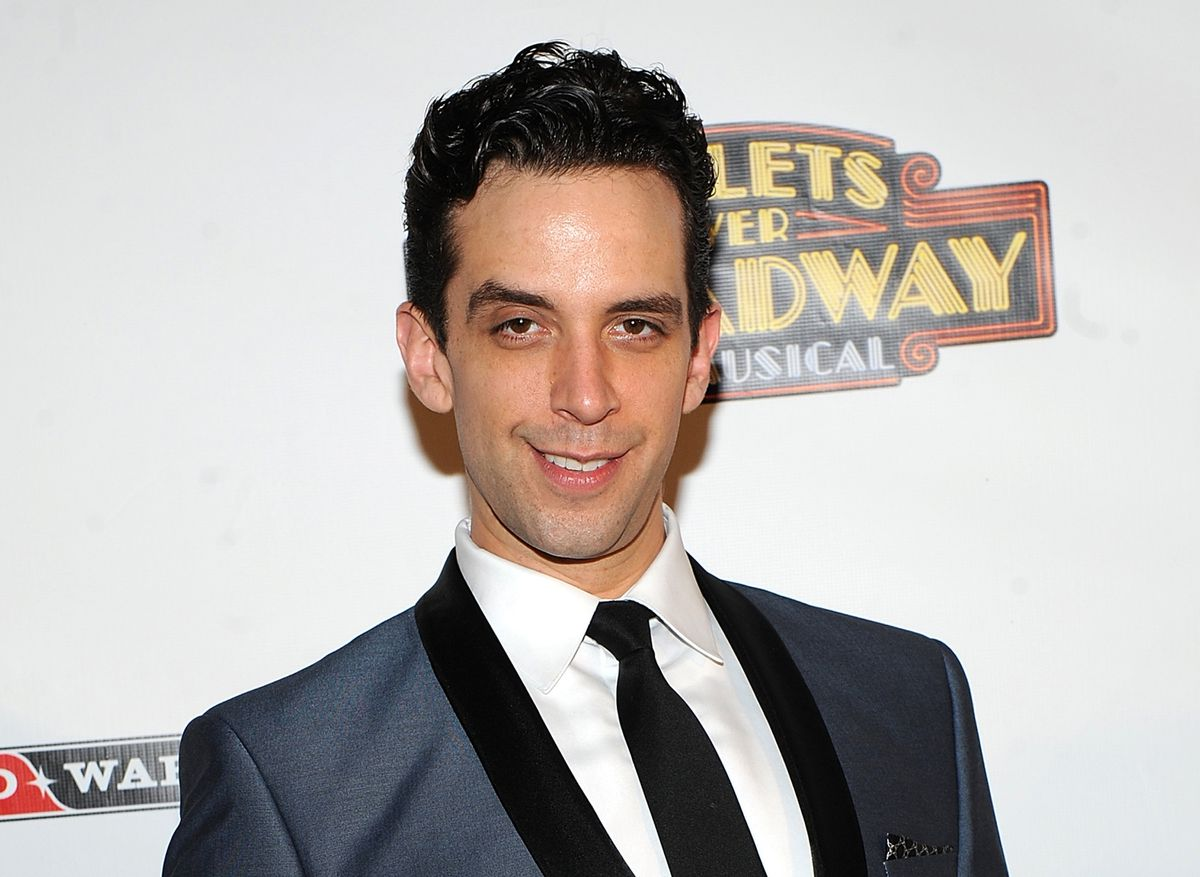FILE - In this April 10, 2014, file photo, actor Nick Cordero attends the after-party for the opening night of