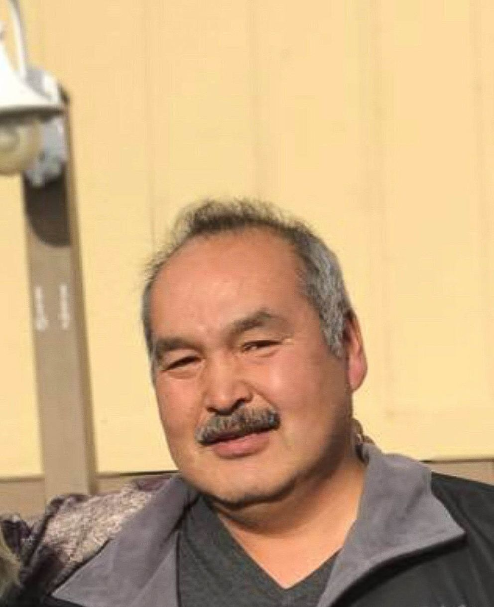 Thomas Menadelook Jr. of Nome died on Jan. 15. The state is investigating whether he died from botulism after eating aged beluga flipper at a family New Year's Day dinner in Nome. (Etta Ahkinga photo)