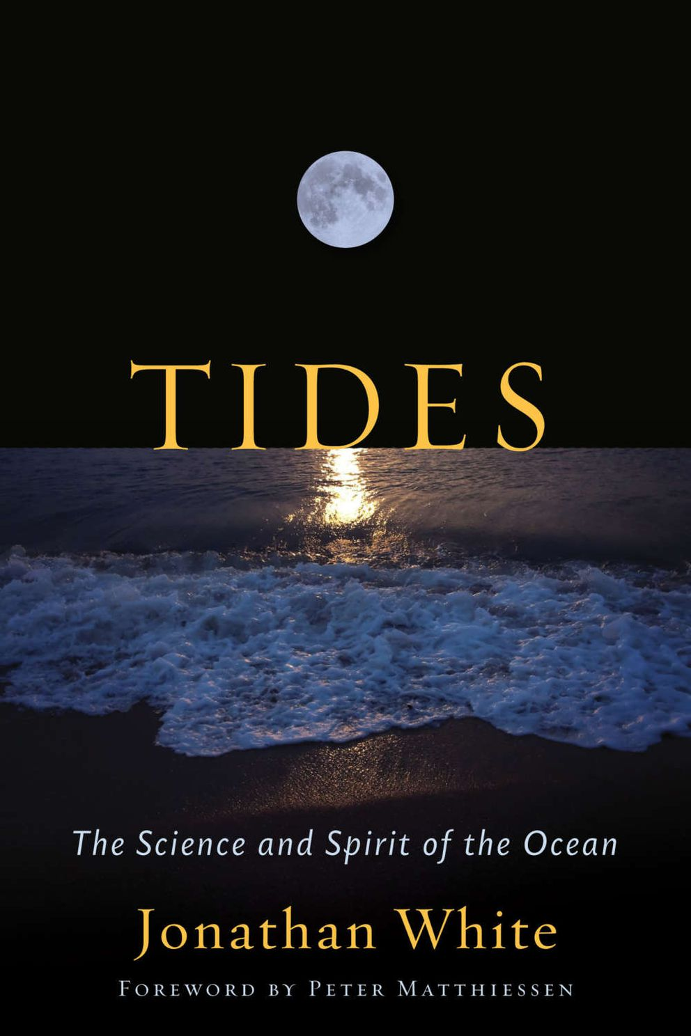 """Tides: The Science and Spirit of the Ocean,"" by Jonathan White"