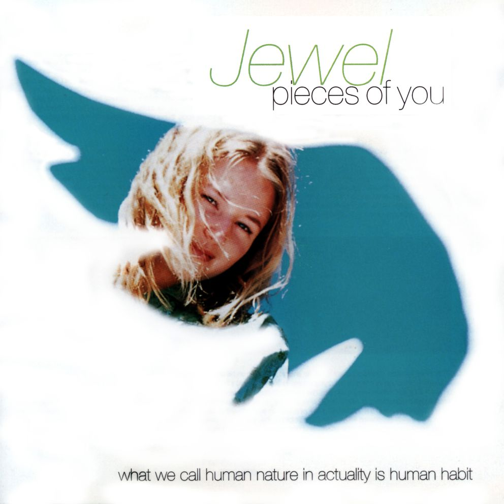 "Jewel's debut album ""Pieces of You"" was released in 1995 is still one of the top 20 best-selling debut albums of all time. (Concord Music Group)"