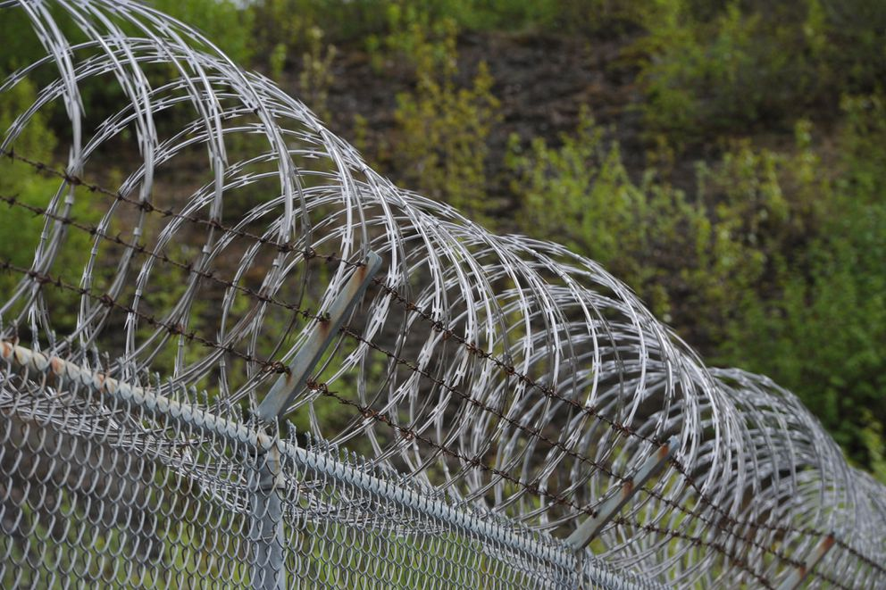 Anchorage Correctional Complex on Monday, May 21, 2018. (Bill Roth / ADN)