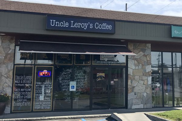 Uncle Leroy's Coffee opened in July, 2018 at 701 W. 36th Ave. (Annie Zak / ADN)