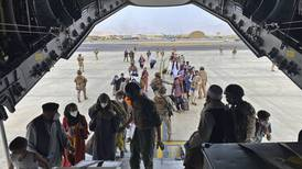 Continuing chaos at Kabul airport plagues Afghanistan evacuation effort